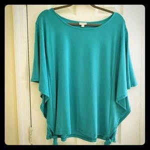Avenue batwing  top. Size 14/16
